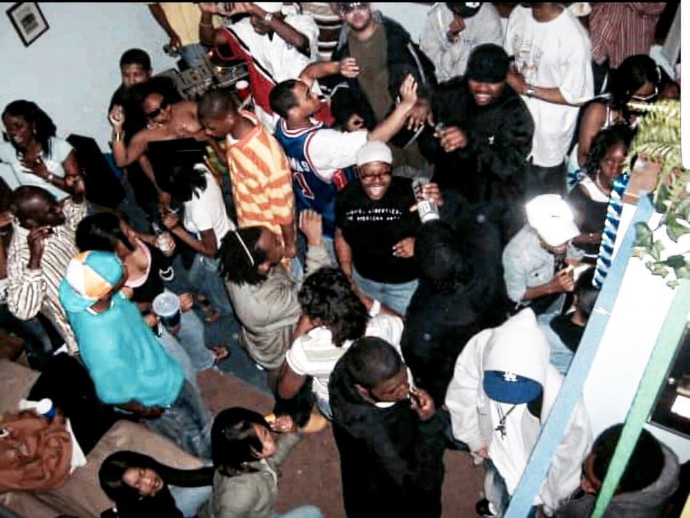 The infamous House Party