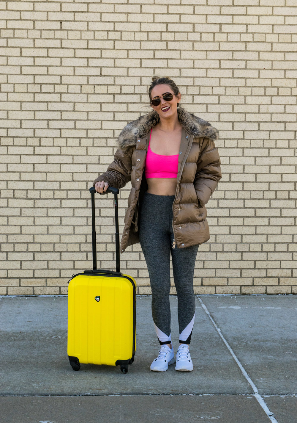 COLOR POP! - Get fab luggage like my Mia Toro carry-on major discount at Gordmans.