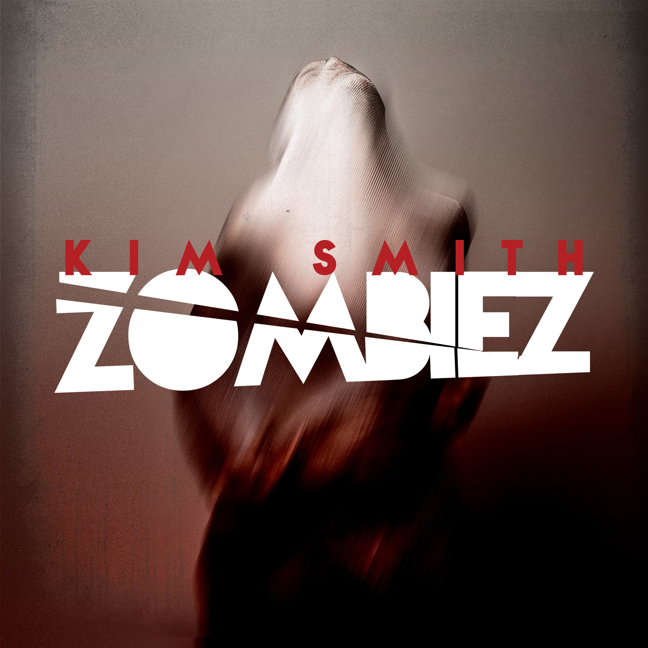Kim-Smith: Zombiez Remix EP Cover Art. Image by RAM Imagery, design by Liam Curry. 2013