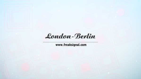 Showreel London Berlin