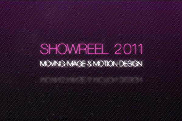 New Showreel 2011