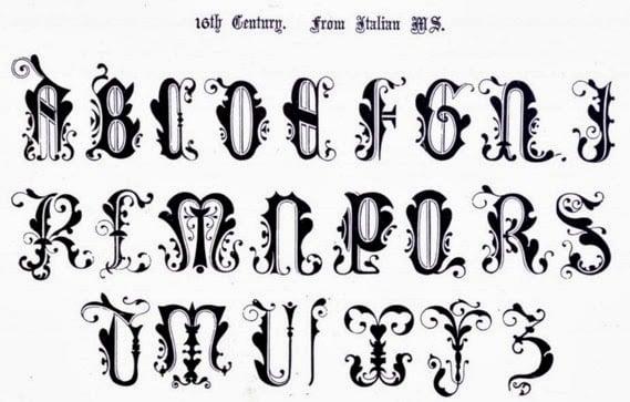 Type / Typographay