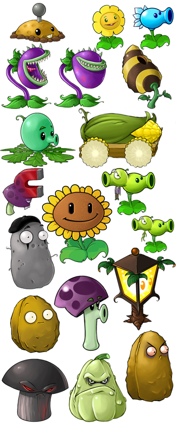 Rich werner plants vs zombies voltagebd Image collections