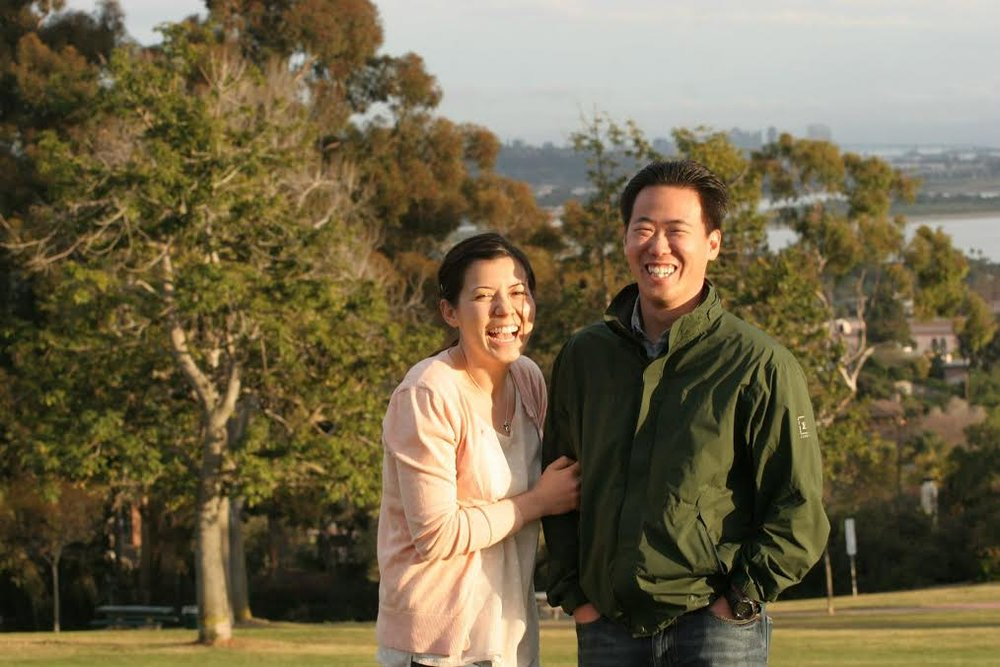 """Gene Kim (Senior High Pastor) is husband to Jeni. He has been serving in Bethel's senior high youth group since 2006--as a volunteer teacher, an intern pastor, and now as the pastor. He is passionate about shepherding the next generation by equipping them with a firm foundation in the Word and cultivating a """"listening"""" ministry with boldness to serve and reach out to others for the glory of God. In his spare time, he loves to go backpacking, hiking, and camping. He attended Cal State Fullerton and is currently finishing up his Master of Divinity degree at Talbot School of Theology."""