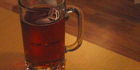adobe flexcamp - beer mug