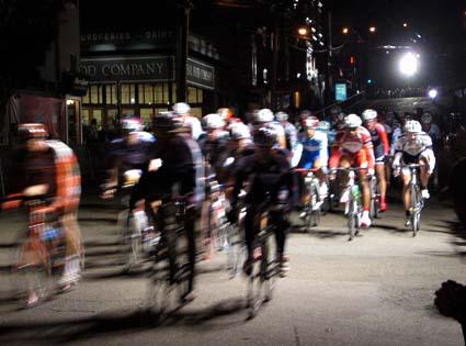 SF Twilight Criterium men's race