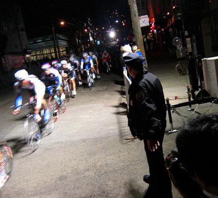 SF Twilight Criterium men's pro race