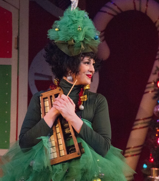 Tina Tinsel in  A Time For Christmas