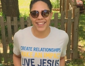 Amber Adams   Connect Group Leader, The Church at Severn Run