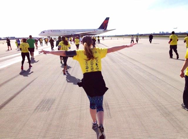 flexroutine ali jfk runway