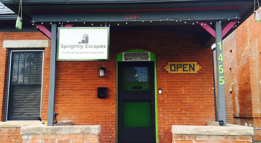 Sprightly Escapes: The Ultimate Denver Escape Room Experience!