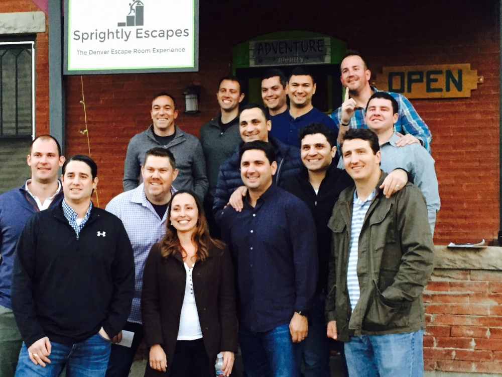 Sprightly Escapes: Team-Building in Denver