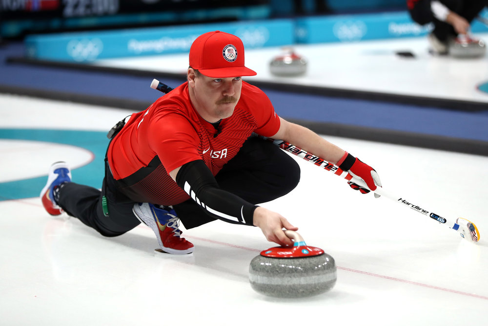 Photo Cred: Time Magazine (Curling)