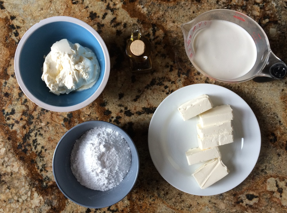 MEP Cream cheese frosting