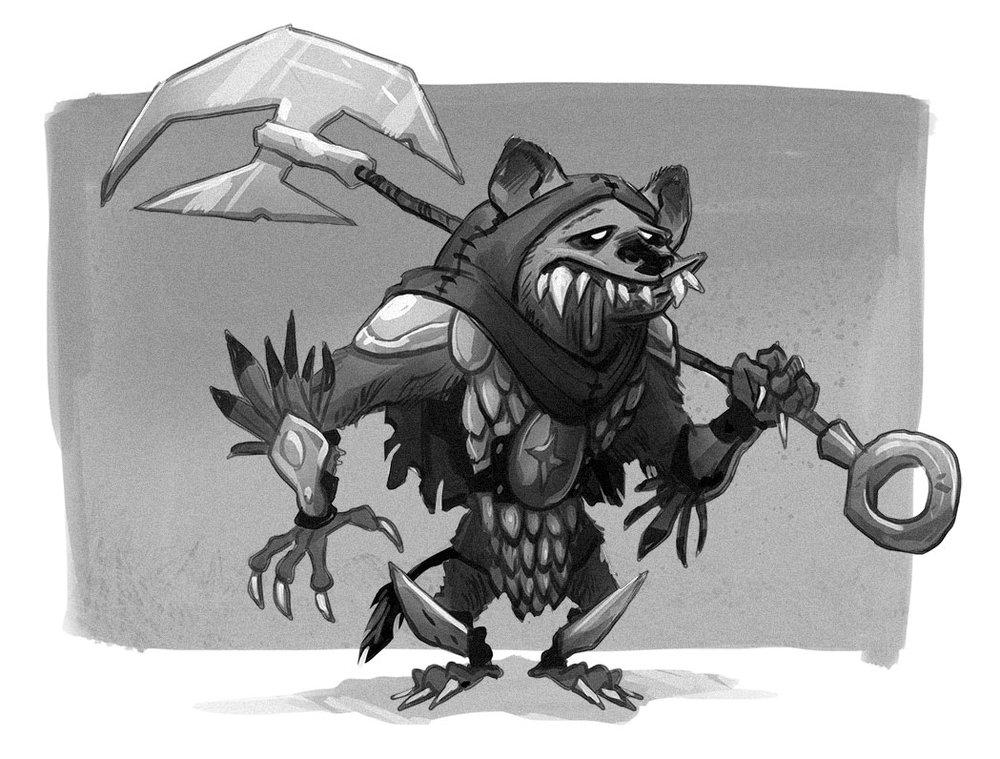 Hyena Guard