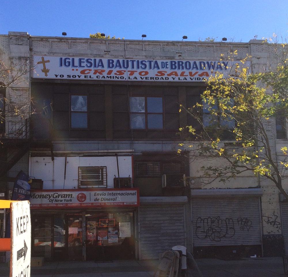 14. Iglesia Bautista de Broadway