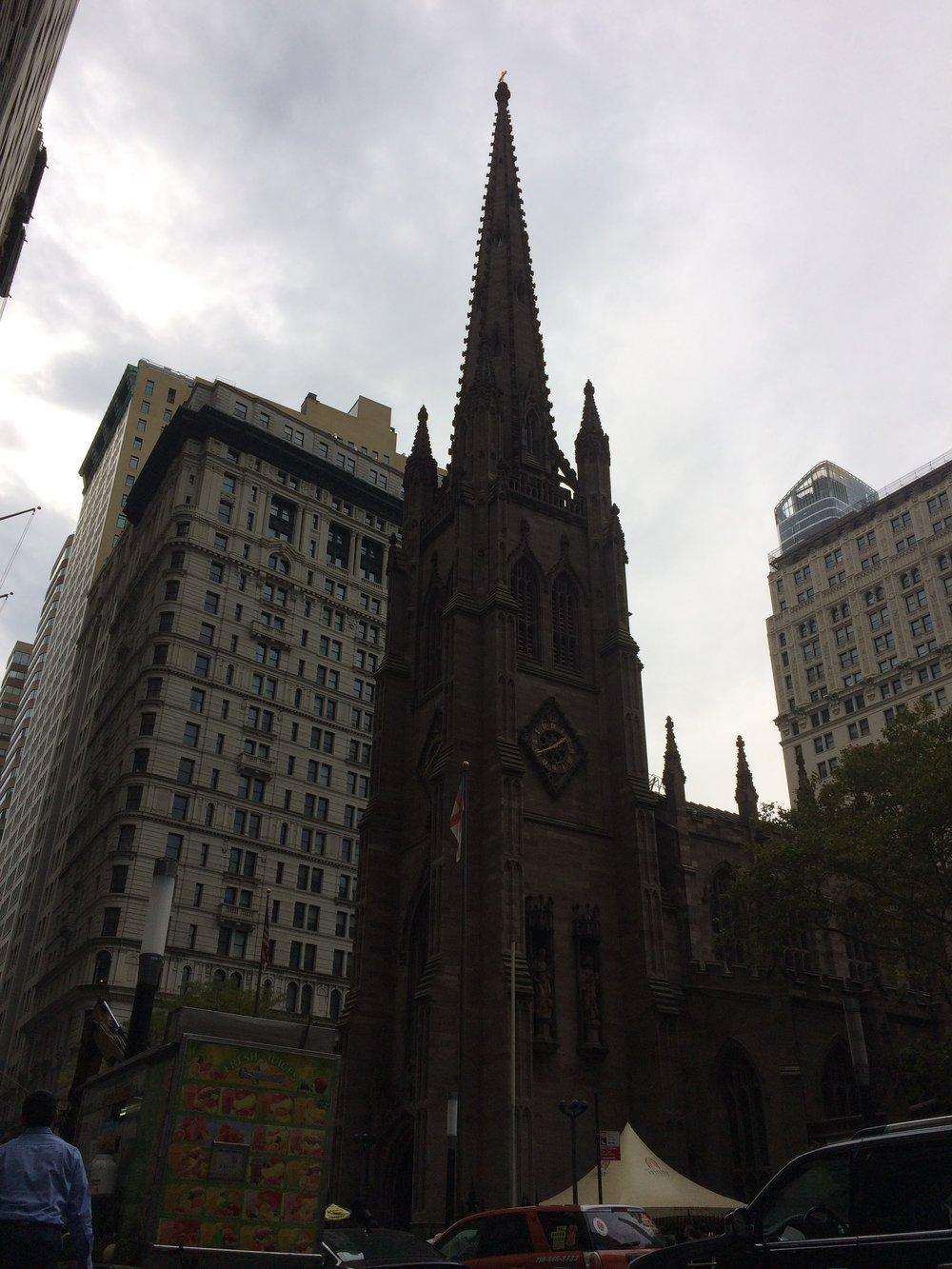 28. Trinity Church