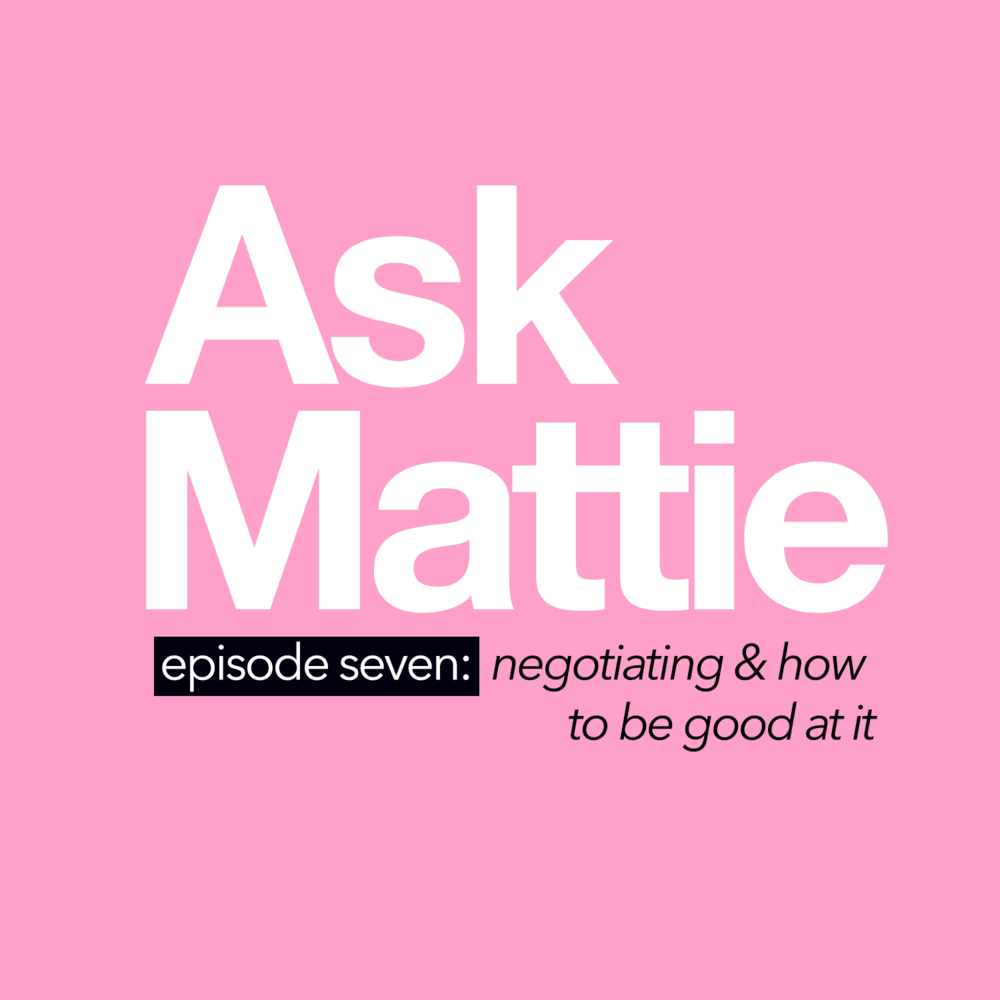 Negotiating & How To Be Good At It
