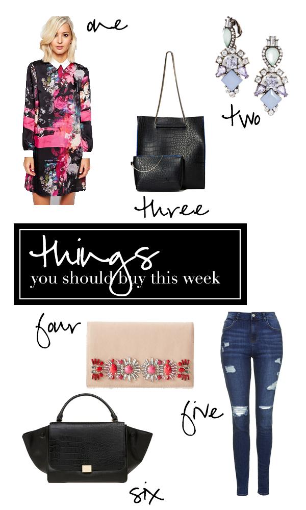 Mattieologie: Things You Should Buy This Week