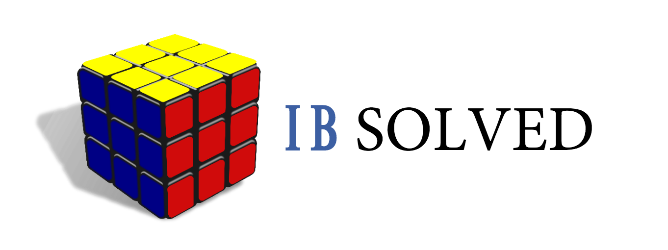 IB Solved: Grade 7 Notes, Tutoring and Assessments