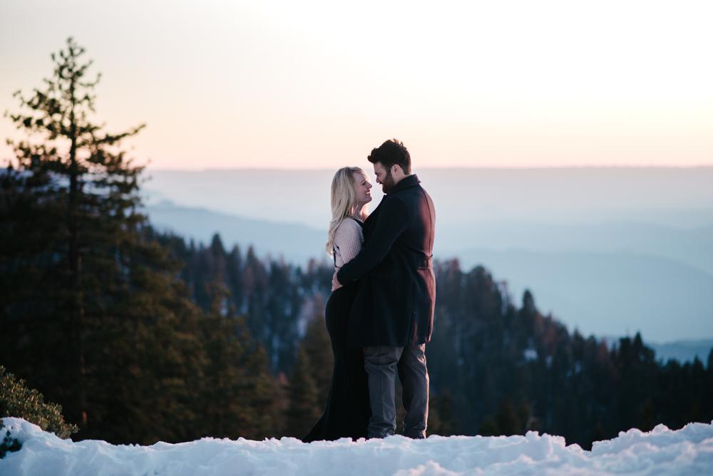George and Alyssa Sequoias Engagment-38.jpg