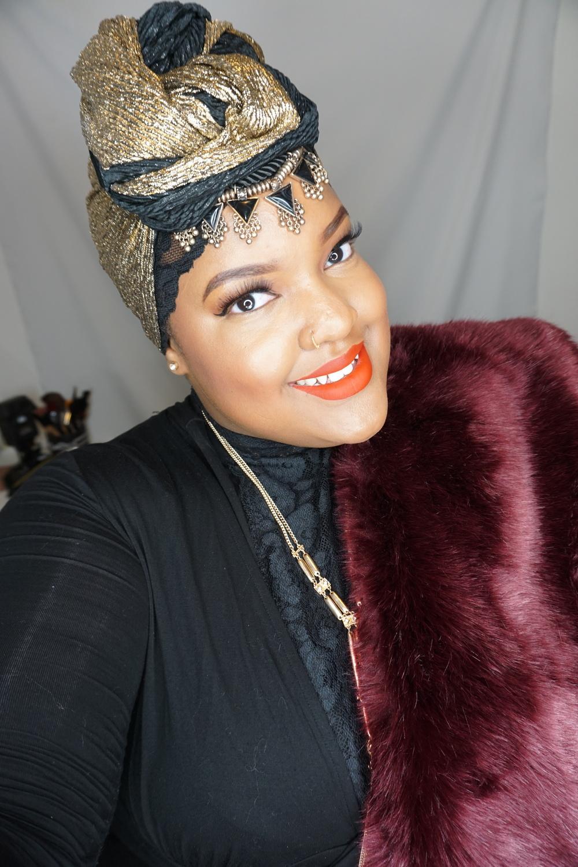 Makeup by Madinah Muhammad (Detroit)