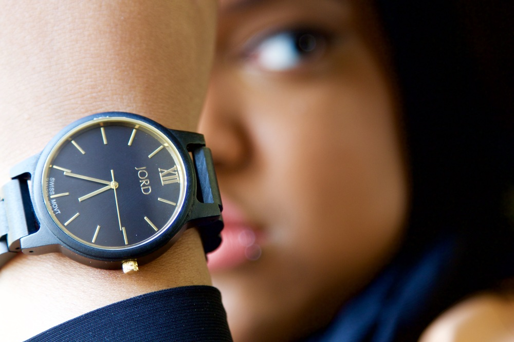 Photo: Amanda Sweet Wooden Watch: Jord
