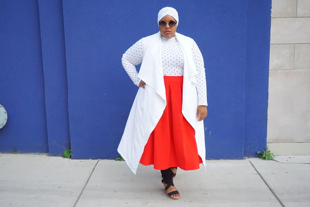 Photos: Danni Little + Skirt and Vest: Society+