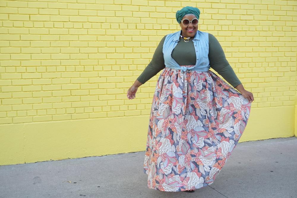 Photos: Danni Little  Skirt: Society +
