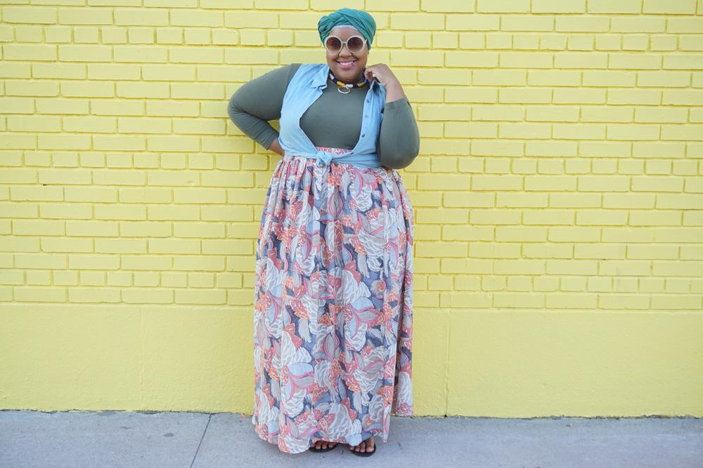 Skirt: Society +