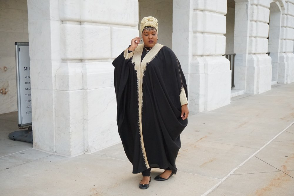 d5f135ce818 Style  First Time Wearing A Bisht — Beauty and the Muse
