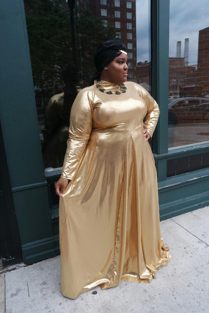 682774390b Gold Dress. Birthday extravaganza. This dress was designed by me! But I  aint sew it though.