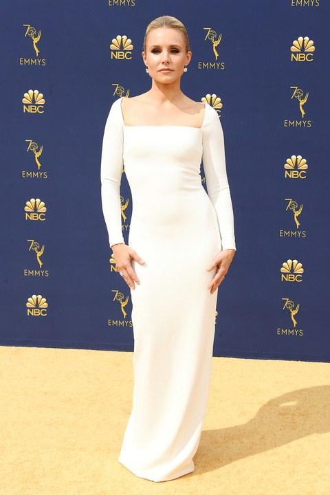 Kristen Bell. -