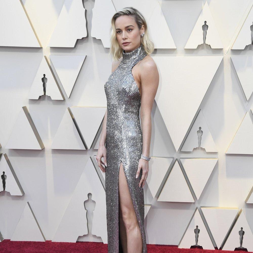Brie Larson. -