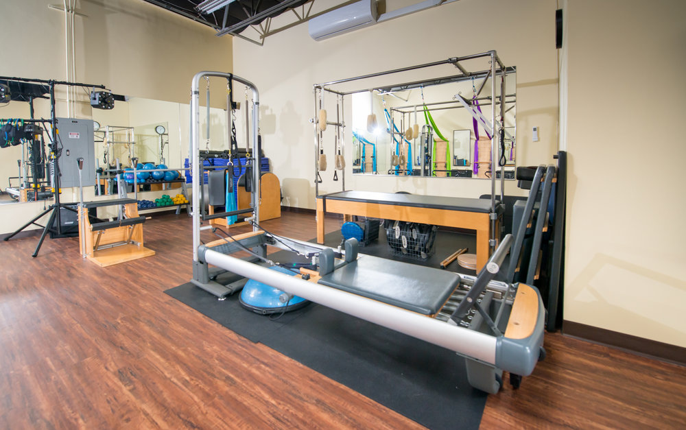 Pilates classes in Chula Vista