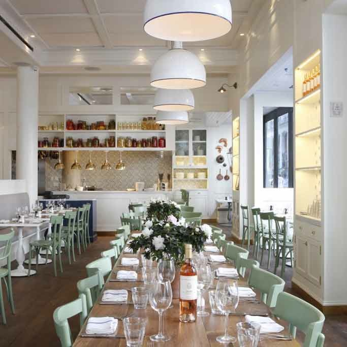 "Restaurant, ""La Pecora Bianca""   Italian in Flatiron"