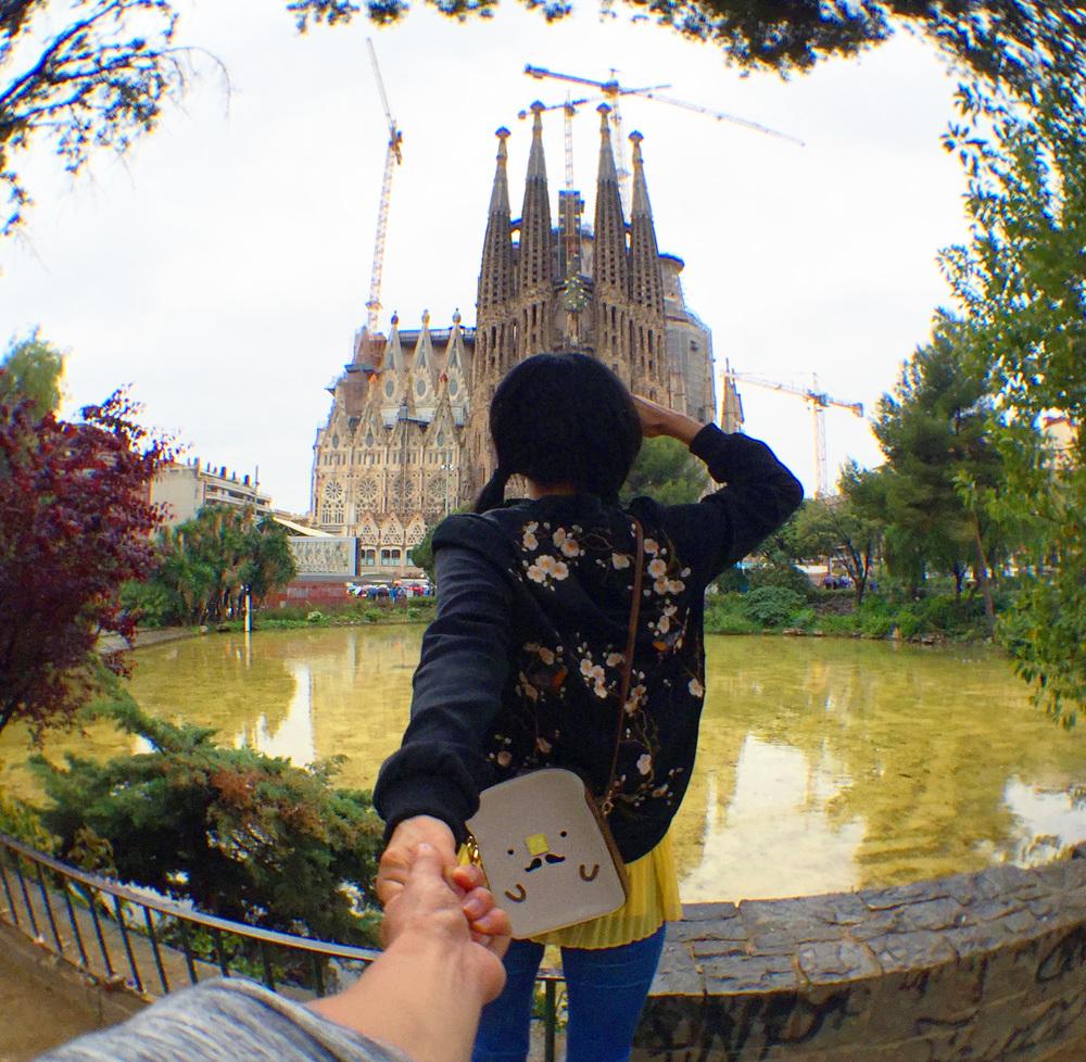 Placa de Gaudi
