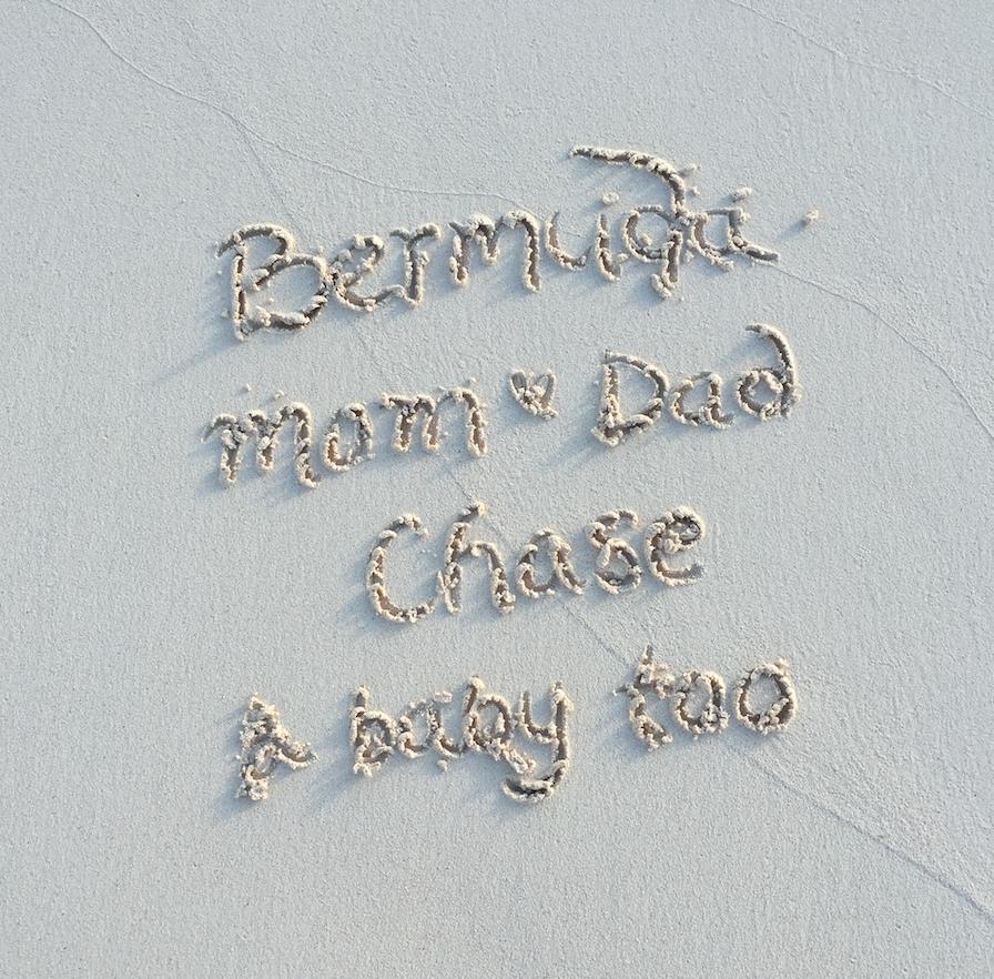 Babymoon Bermuda Patricia Chang