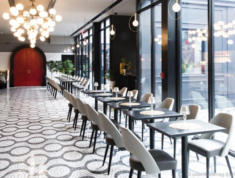 "Restaurant, ""La Sirena""  American in Chelsea"