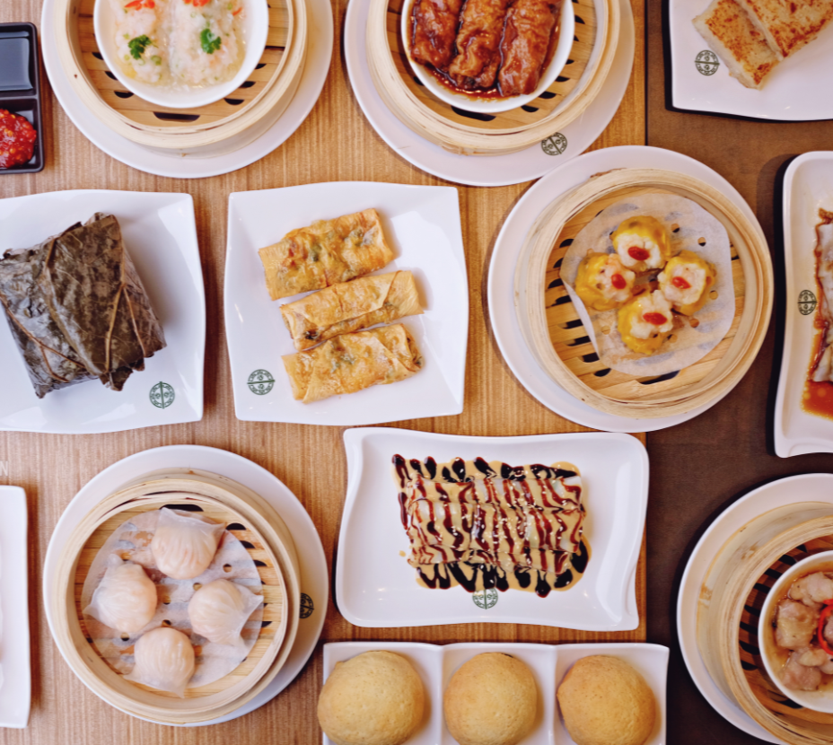 "Restaurant, ""Tim Ho Wan""  Dim Sum in East Village"