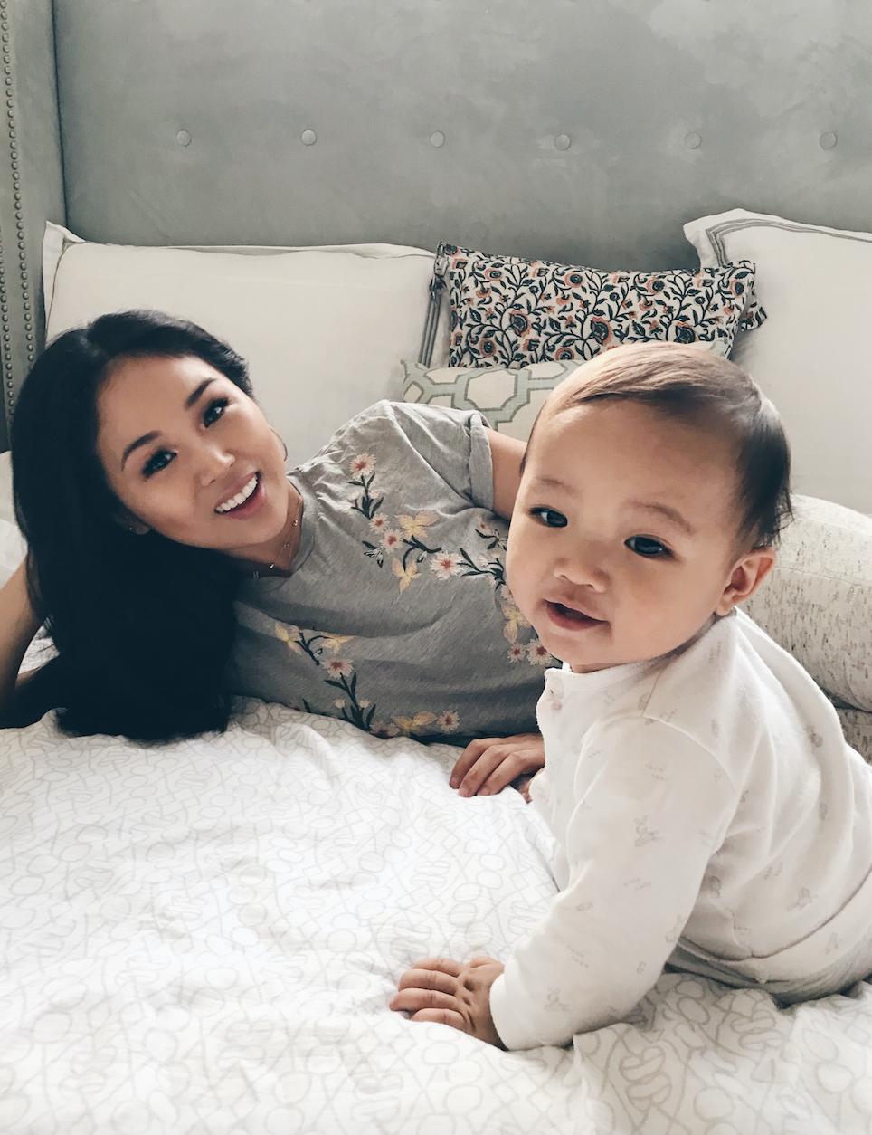 Patricia Chang baby