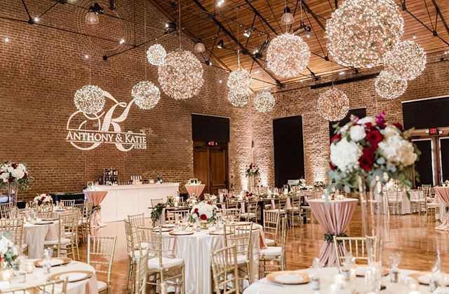 Reception Places & Spaces 💙 Excited to be back at this gorgeous space this weekend! 📸:@aptbphoto