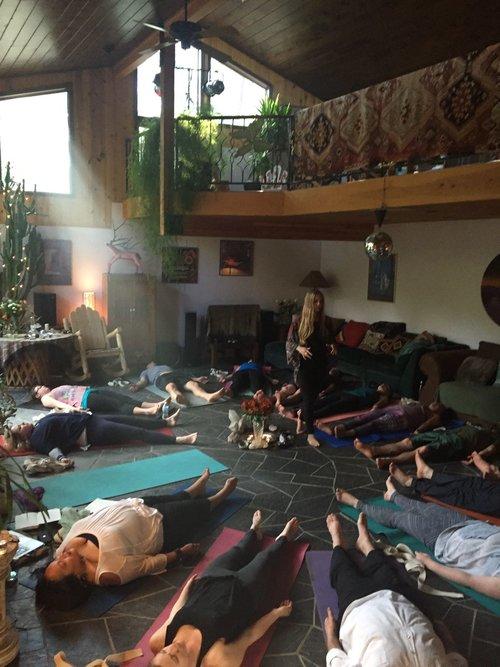 Retreats Ganjasana