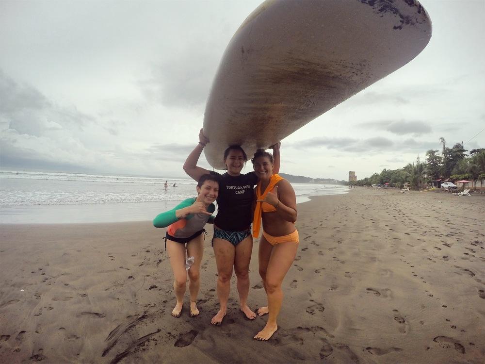TORTUGA SURF CAMP
