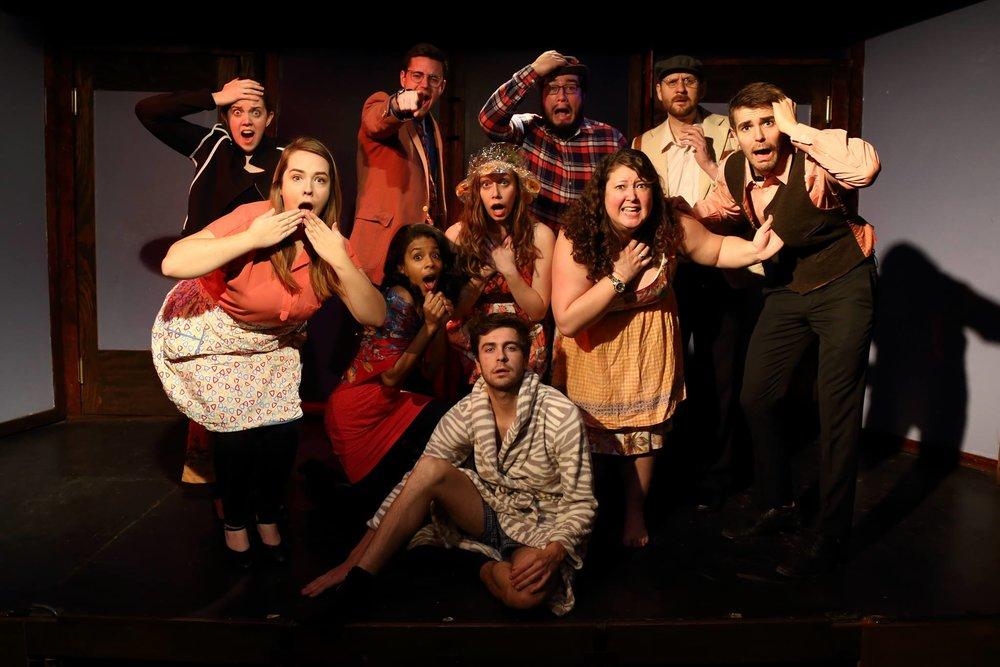Rhinoceros Emily Ember Public House Theatre