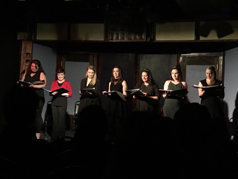 Emily Ember Public House Theatre Vagina Monologues