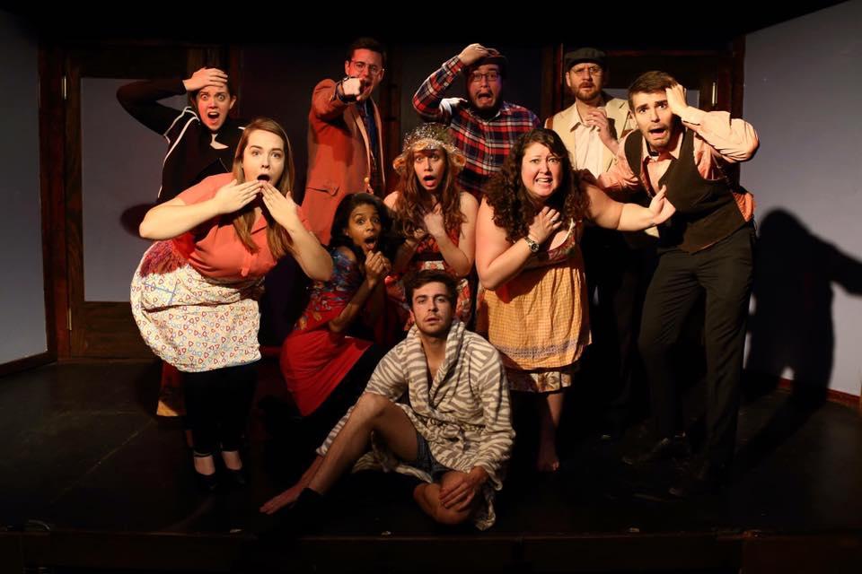 Emily Ember Public House Theatre Rhinoceros