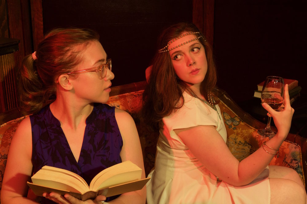 Emily Ember Public House Theatre Murder on Mount Olympus