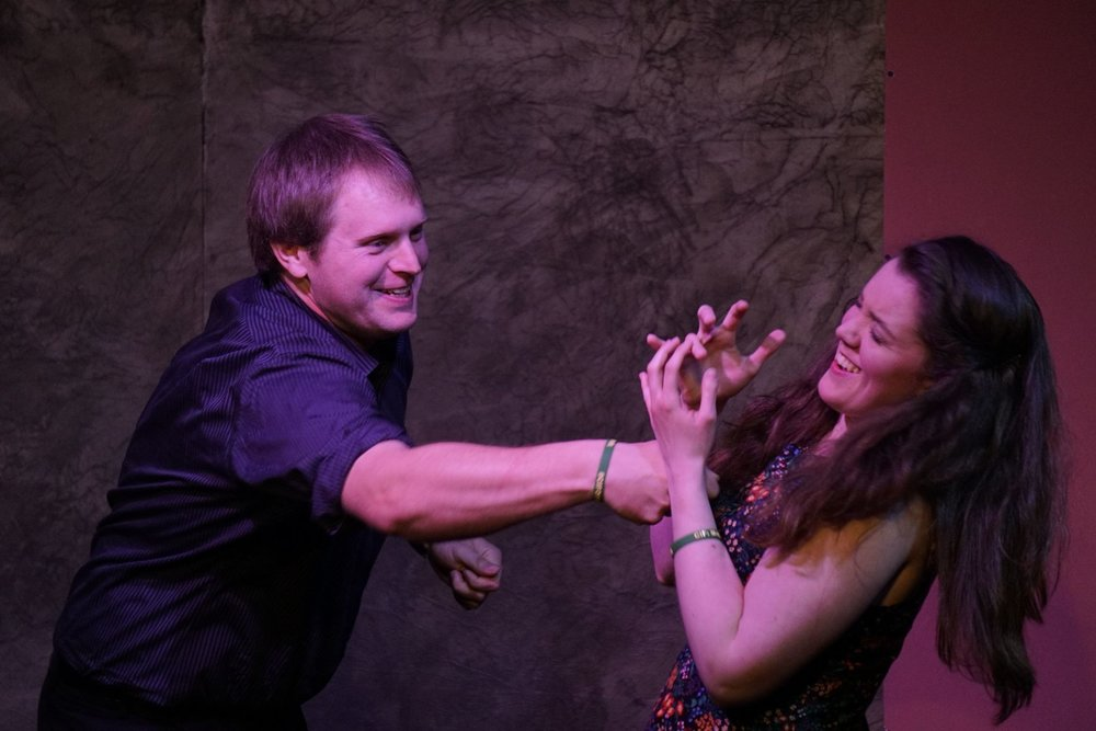 Emily Ember Scream Theatre