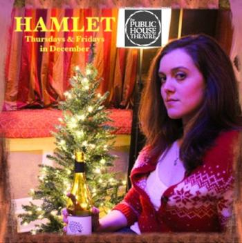 Emily Ember Actor Public House Theatre Hamlet Gertrude